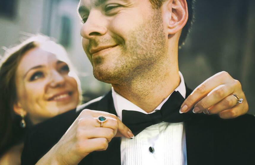 Как правильно подбирать мужской свадебный костюм